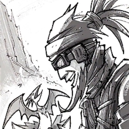 Mordecai and Bloodwing [Happier Tunes 1]
