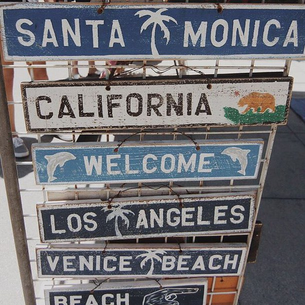& california dreamin' is becomin' a reality
