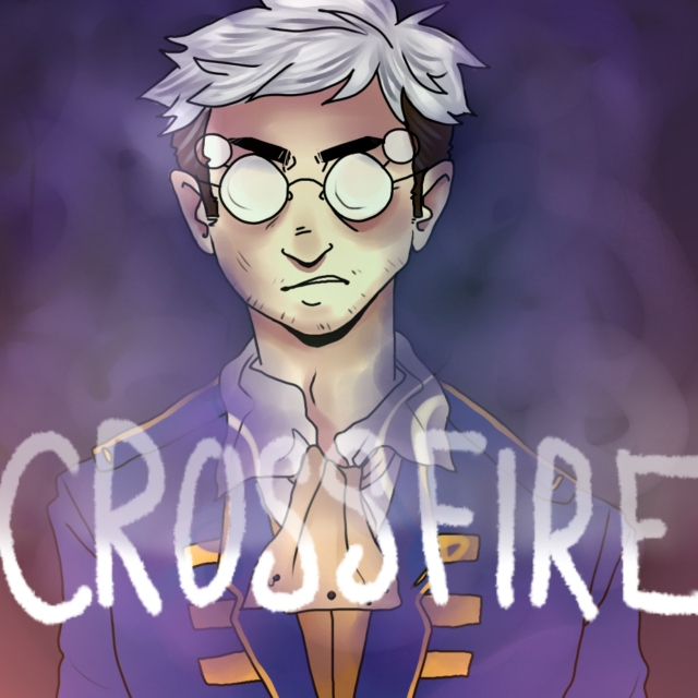 -Caught in the Crossfire-