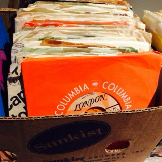 Box of 45s vol.II