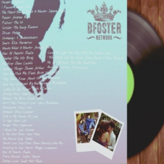 BFosternetwork Soundtrack Volume One