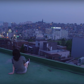 let's sit on a rooftop at 2:00 am and talk about life