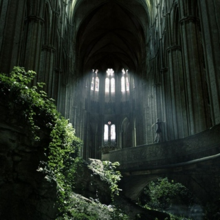 land of cathedrals and decay