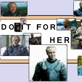 Brienne the Badass