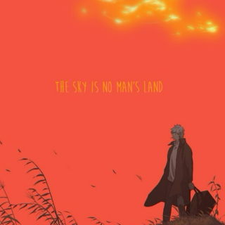the sky is no man's land