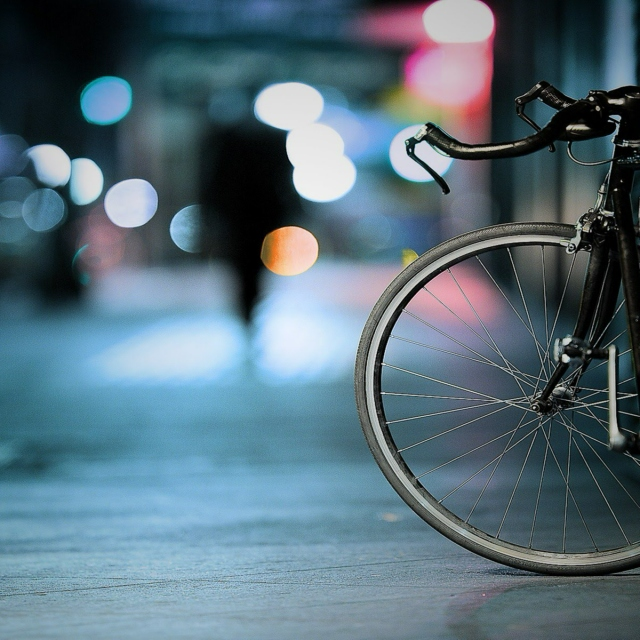 70s & 80s TV Themes For A City Bike Ride At Night