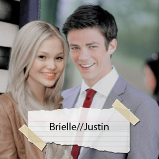 Brielle//Justin One Call Away