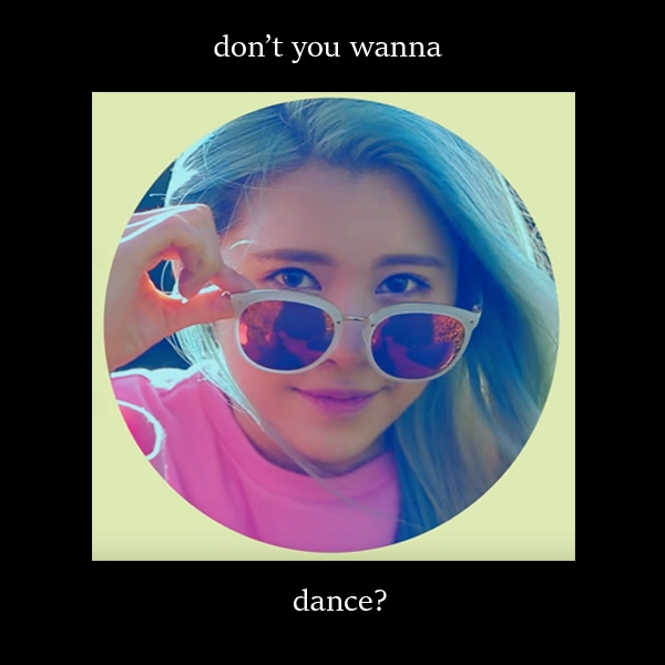 don't you wanna dance?