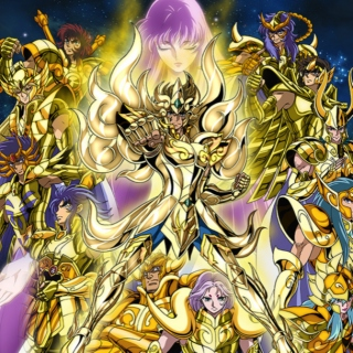 Saint Seiya The Best Soundtrack I