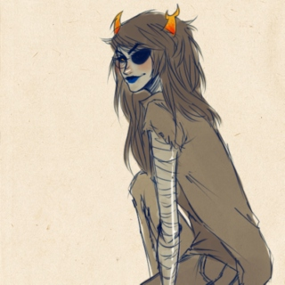 Vriska's Survival and Loss