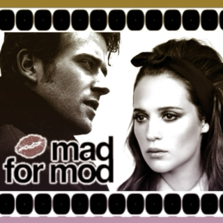 Gaby & Illya • Mad for Mod