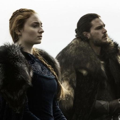 The King and Queen in the North.