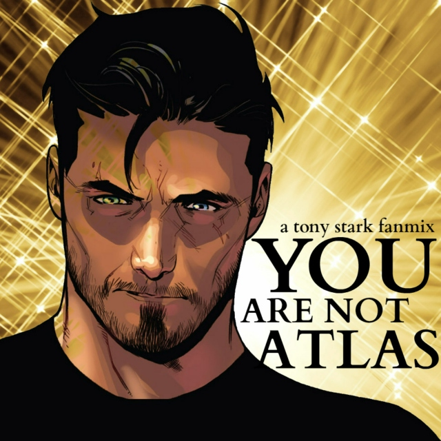 you are not atlas