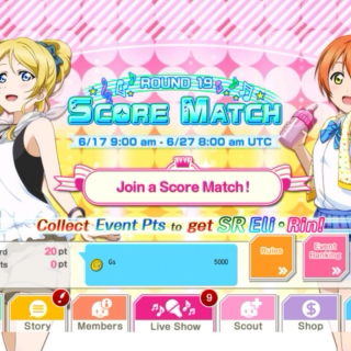 VICTORIOUS END OF THE LLSIF DOUBLE EVENT