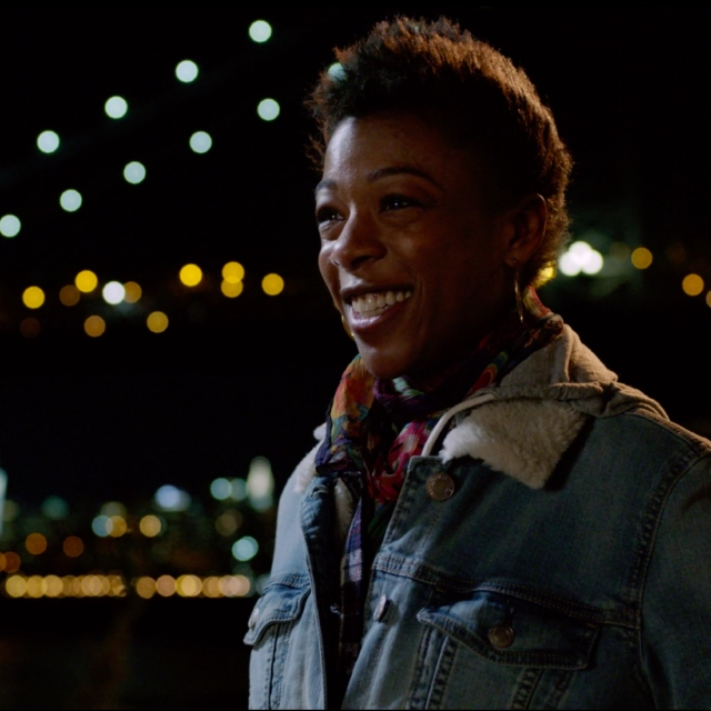 RIOT FOR POUSSEY