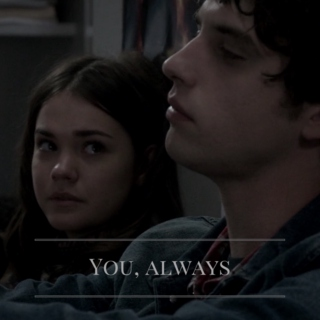 You, always.