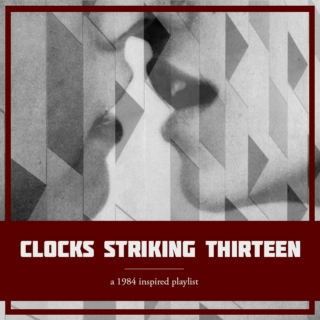 clocks striking thirteen