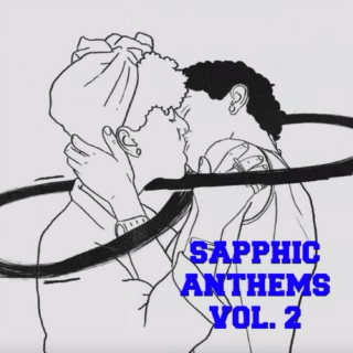 sapphic anthems vol. 2