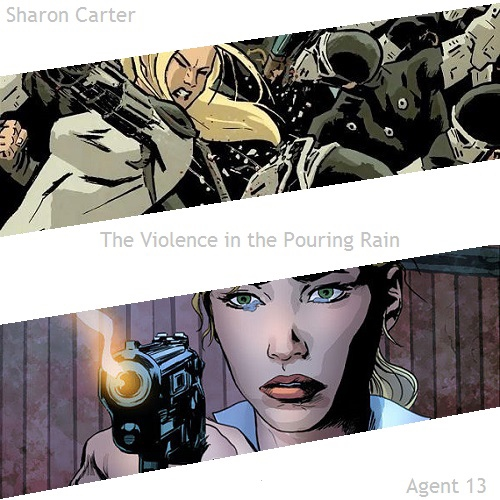 The Violence in the Pouring Rain