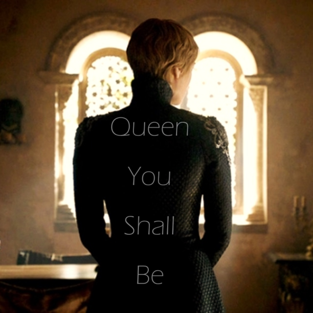 Queen You Shall Be...