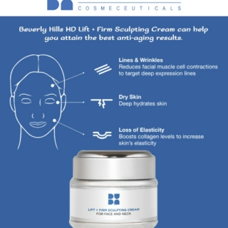 Beverly Hills MD Lift + Firm Sculpting Cream: Get Suave Skin