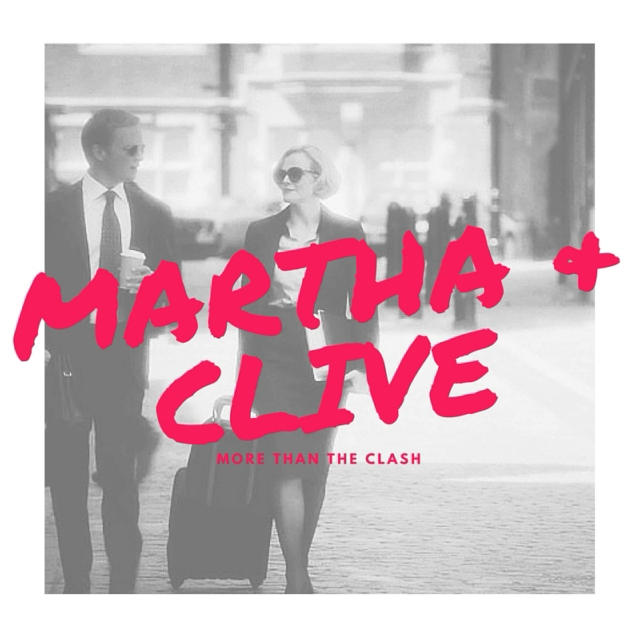 More Than The Clash | Martha and Clive