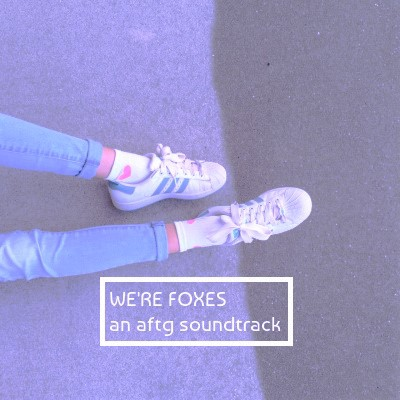 we're foxes.