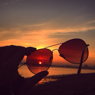 Life through Rose colored glasses