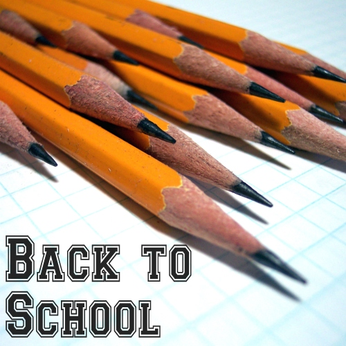 Midweek Hype: Back to School