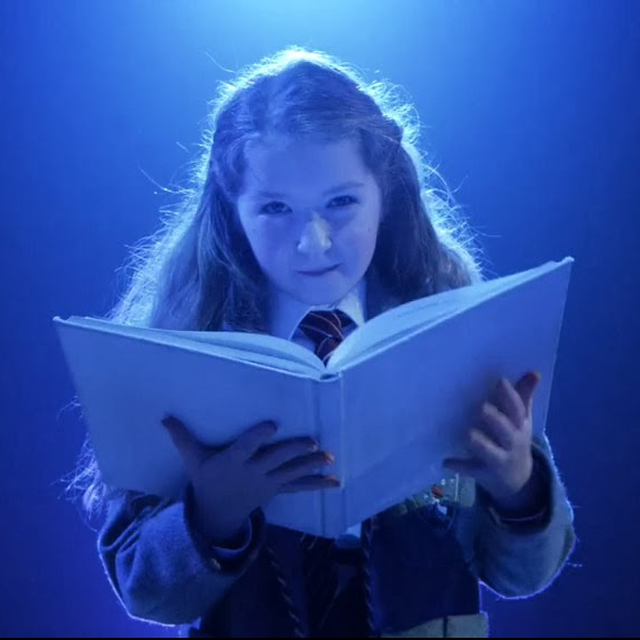 The Broadway Web: Read a Book!