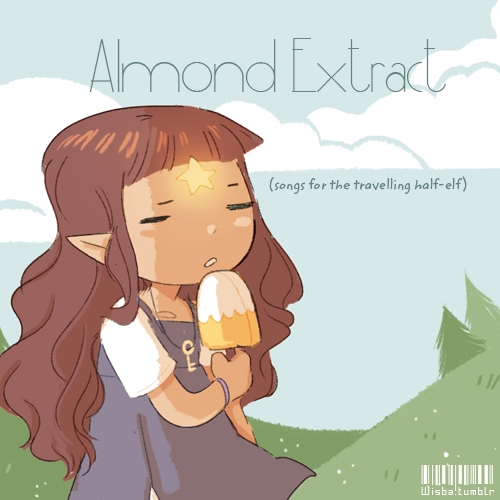 Almond Extract - songs for the traveling half-elf