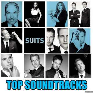 Suits Top 13 Soundtracks