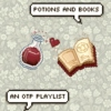 Potions and Books