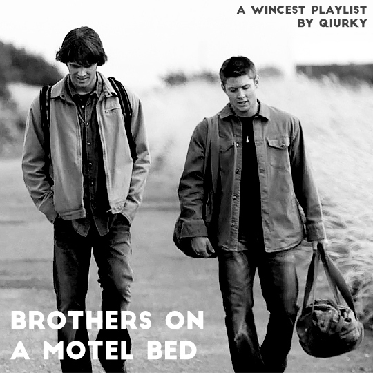 Brothers on a Motel Bed