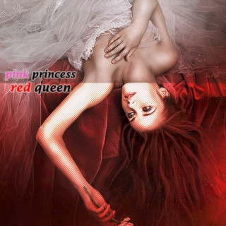 [pink princess] Red Queen ♛