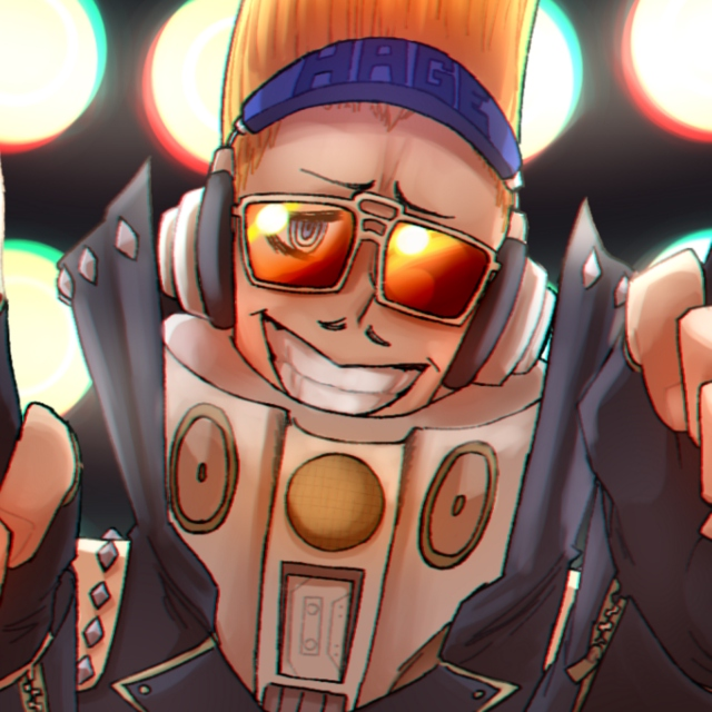 ★ DON'T STOP THE PARTY★