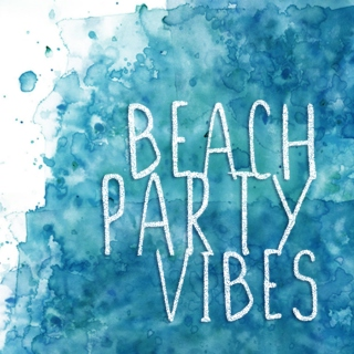 Mashed up Beach Party