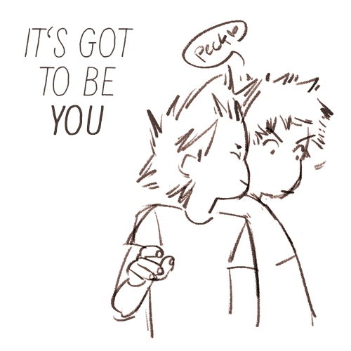 it's got to be you