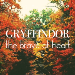 The Brave at Heart (A Gryffindor Playlist)