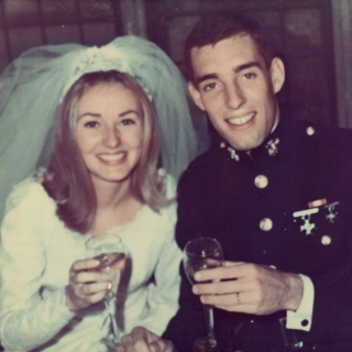 Happy 50th Wedding Anniversary Mom & Dad!