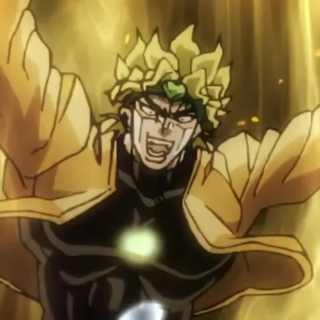 Dio brando is a bicth