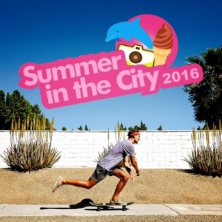 Summer In The City Playlist 2016