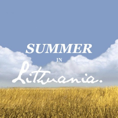 summer in lithuania
