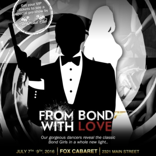 From Bond with Love
