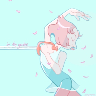 in the garden: a renegade pearl mix