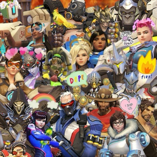 Overwatch Mix-tape