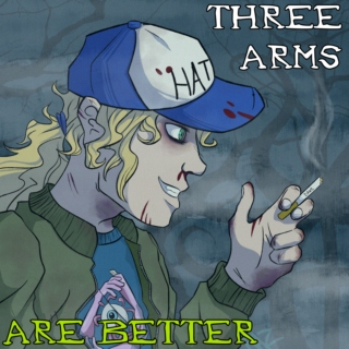 Three Arms Are Better