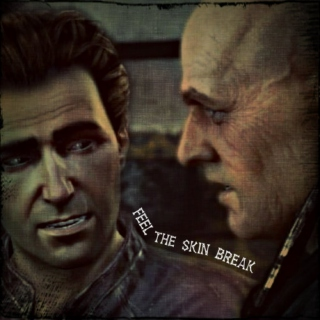 Harry / Zoran || Feel The Skin Break