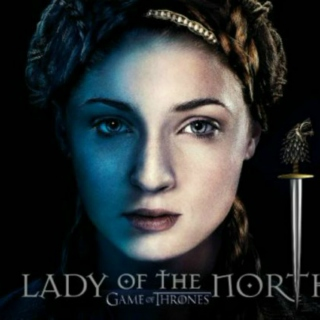 Lady of the North ( The Wolves will come again)