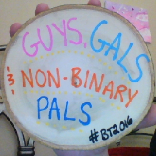 guys, gals, and nonbinary pals